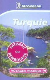 Voyager Pratique ; Turquie - Couverture - Format classique