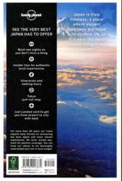 Best of ; Japan (2e édition) - 4ème de couverture - Format classique