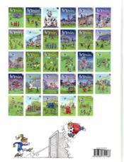 Les Foot Furieux kids T.6 - 4ème de couverture - Format classique