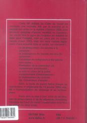 Code du travail (68e édition) - 4ème de couverture - Format classique