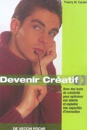 Secrets Pour Devenir Creatif Poche - Intérieur - Format classique