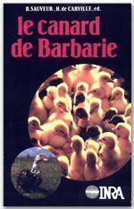 Le canard de barbarie - Couverture - Format classique