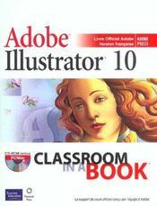Peachpit Ciab Illustrator 10 - Intérieur - Format classique