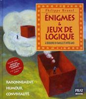 Énigmes et jeux de logique (édition 2007) - Intérieur - Format classique