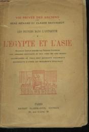 Les Peuples Dans L'Antiquite. L'Egypte Et L'Asie. - Couverture - Format classique