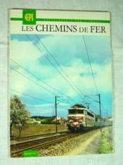 Les chemins de fer. - Couverture - Format classique