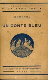 Un Conte Bleu - Couverture - Format classique