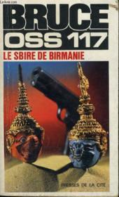 Le Sbire De Birmanie (Oss 117) - Couverture - Format classique