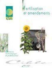 Fertilisation et amendements - Intérieur - Format classique