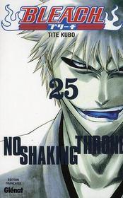 Bleach T.25 ; no shaking throne - Intérieur - Format classique