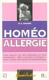 Homeo allergie - Intérieur - Format classique