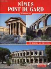Nimes, Pont Du Gard - Couverture - Format classique