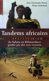 Tandems africains - Intérieur - Format classique