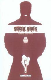 Small gods t.1 ; la main du mort - Intérieur - Format classique