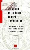 Europe lutte contre exclusion - Couverture - Format classique