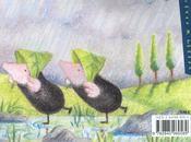 Soeurs Taupe Et La Pluie (Les) - 4ème de couverture - Format classique