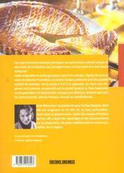 Connaitre la cuisine basque - 4ème de couverture - Format classique
