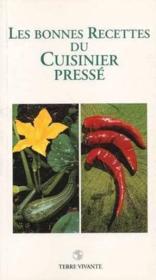 Bonnes Recettes Du Cuisinier Presse (Les) - Couverture - Format classique