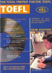 Total prepkit for the toefl book + cd - Intérieur - Format classique