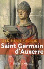 Saint-Germain d'Auxerre - Couverture - Format classique