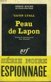 Peau De Lapon. Collection : Serie Noire N° 906 - Couverture - Format classique