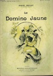 Le Domino Jaune. Collection Modern Bibliotheque. - Couverture - Format classique