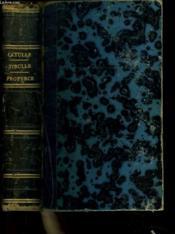 Catulle, Tibulle, Properce Et Veillee De Venus. - Couverture - Format classique