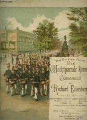 Die Wachtparade - Charakterstück - Für Pianoforte Zu 2 Händen. - Couverture - Format classique