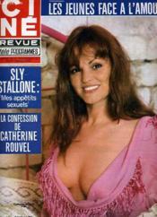 Cine Revue - Tele-Programmes - 57e Annee - N° 37 - Le Mille-Pattes Fait Des Claquettes - Couverture - Format classique