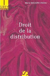 Droit de la distribution - Couverture - Format classique