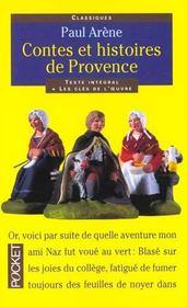 Contes Et Histoires De Provence - Intérieur - Format classique