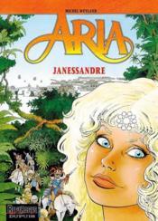 Aria t.12 ; Janessandre - Couverture - Format classique
