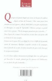 Confitures Du Haut De L Armoire (Les) - 4ème de couverture - Format classique