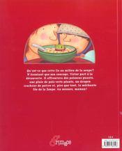 Une Ile Dans La Soupe - 4ème de couverture - Format classique