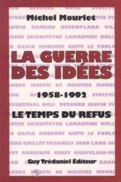 Guerre des idees (la) - Couverture - Format classique