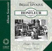 Ville de Honfleur - Intérieur - Format classique