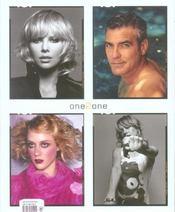 One2one - 4ème de couverture - Format classique