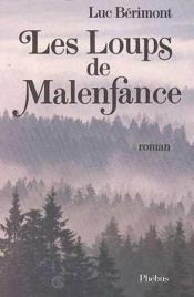 Les Loups De Malenfance - Couverture - Format classique