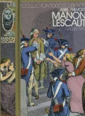 Manon Lescaut. Collection : 1 000 Soleils Or. - Couverture - Format classique