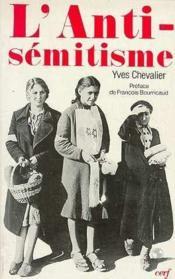 L'antisémitisme ; le Juif comme bouc émissaire - Couverture - Format classique