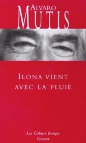 Ilona Vient Avec La Pluie - Couverture - Format classique