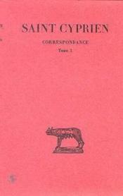 Correspondance t.1 ; livre 1-39 - Couverture - Format classique