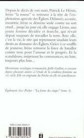 La Ferme Des Orages T.2 - 4ème de couverture - Format classique