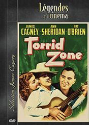 Torrid Zone - Couverture - Format classique