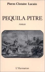 Pequila-pitre - Couverture - Format classique