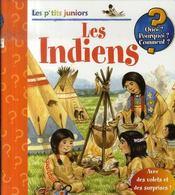 Les p'tits juniors ; les indiens - Intérieur - Format classique