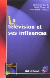 La télévision et ses influences - Intérieur - Format classique