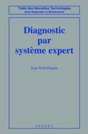 Diagnostic par systeme expert - Couverture - Format classique