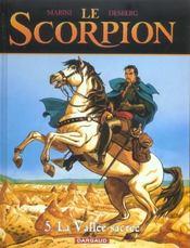 Le scorpion t.5 ; la vallée sacrée - Intérieur - Format classique