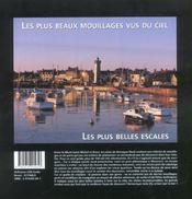 Bretagne Nord, Les Plus Beaux Mouillages Vus Du Ciel - 4ème de couverture - Format classique
